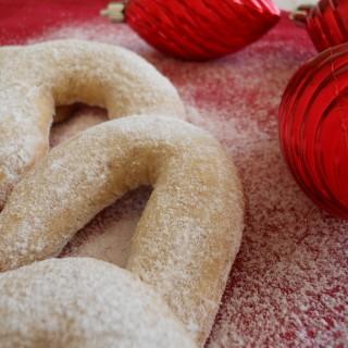 Vanillekipferl (o chifeletti): biscotti di Natale