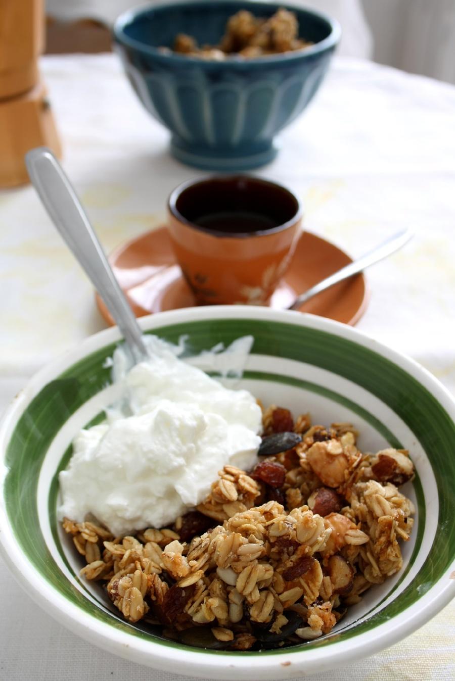abbastanza Muesli personalizzato a colazione | The Black Fig YH85