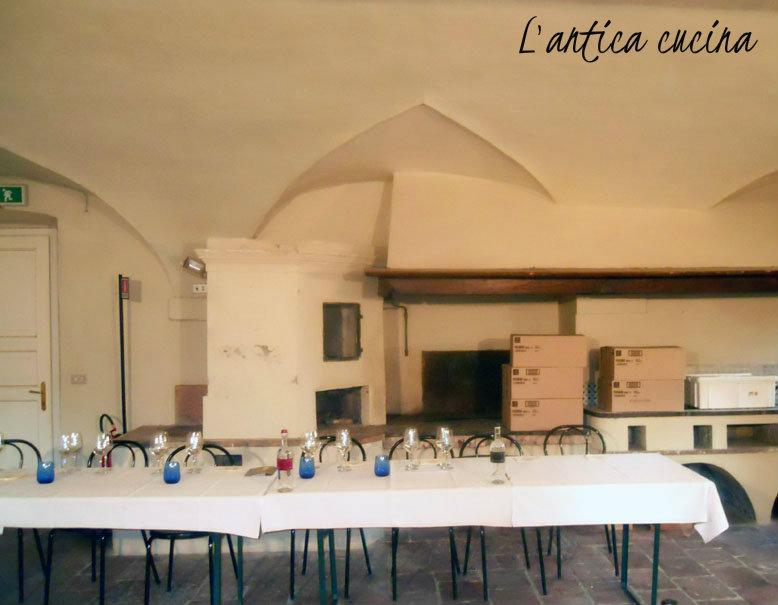 cucina villa bottini lucca