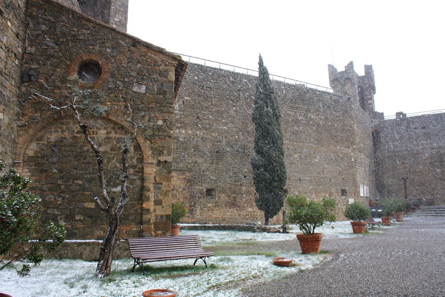 castello montalcino