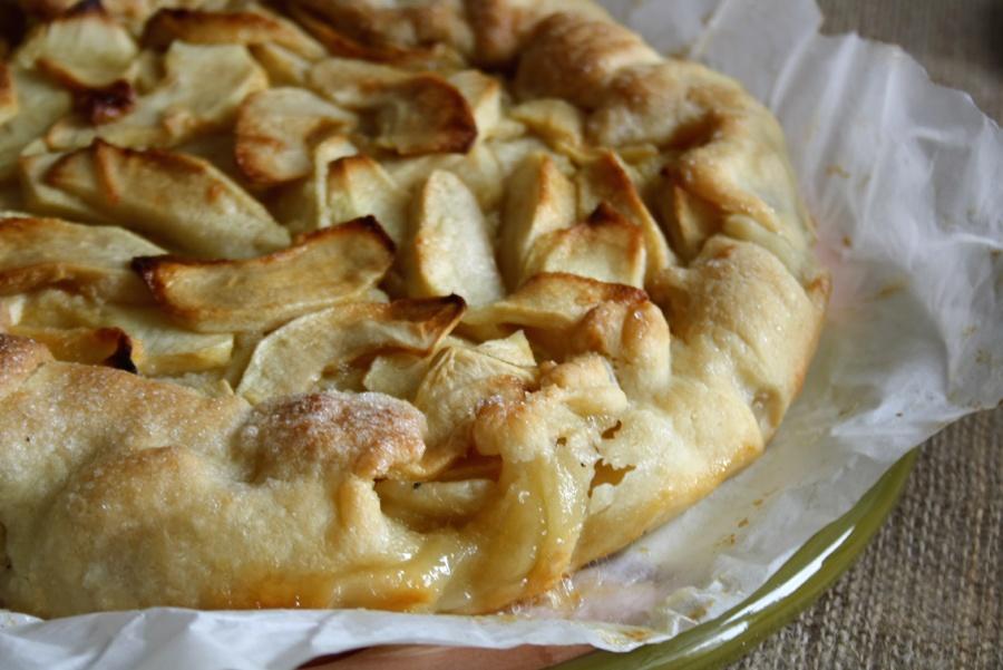 galette crostata rustica