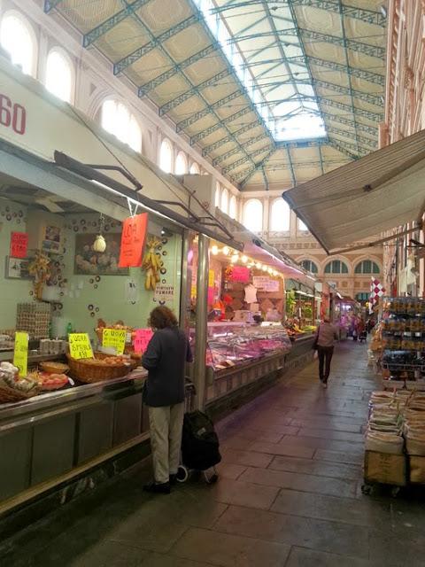 mercato coperto di livorno