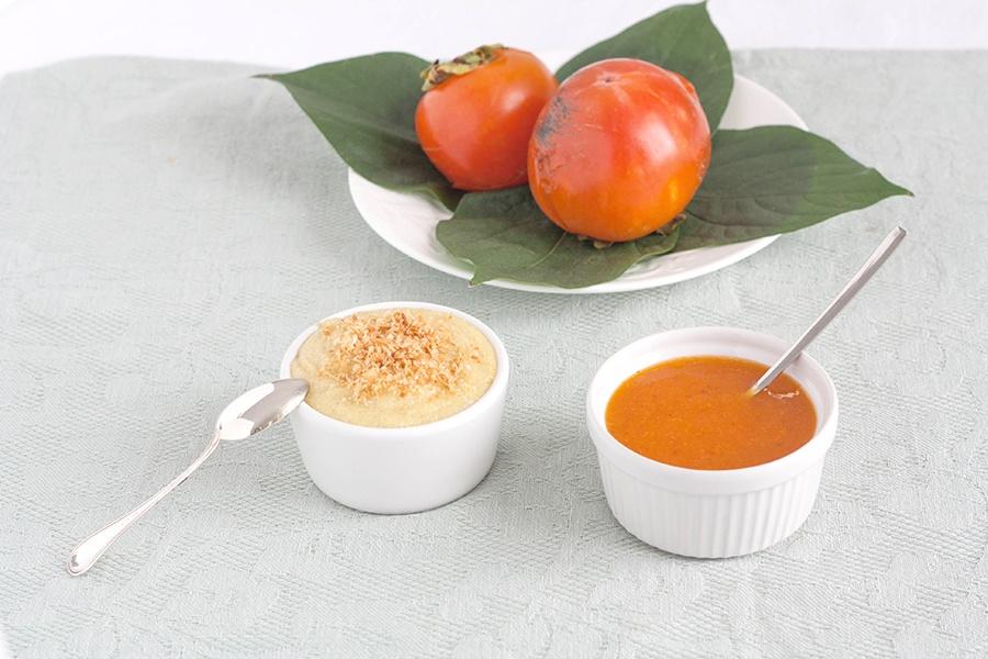 budino esotico di semolino e cocco