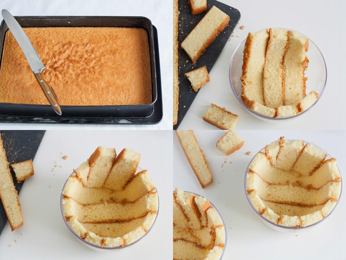 pan di spagna come si prepara