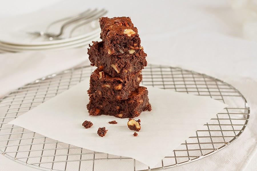 brownies farina integrale