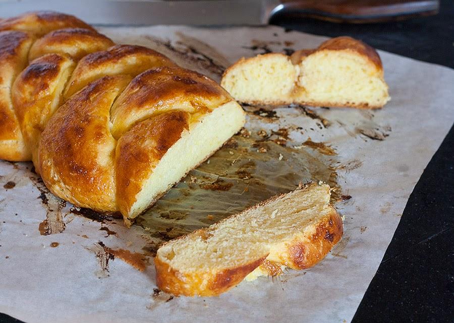 pan brioche francese