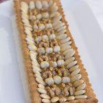 Dinkel-Tarte mit Mandeln Rezept