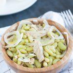 Bohnensalat mit Zwiebeln Rezept