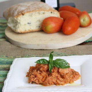 Toskanische Tomaten-Brotsuppe