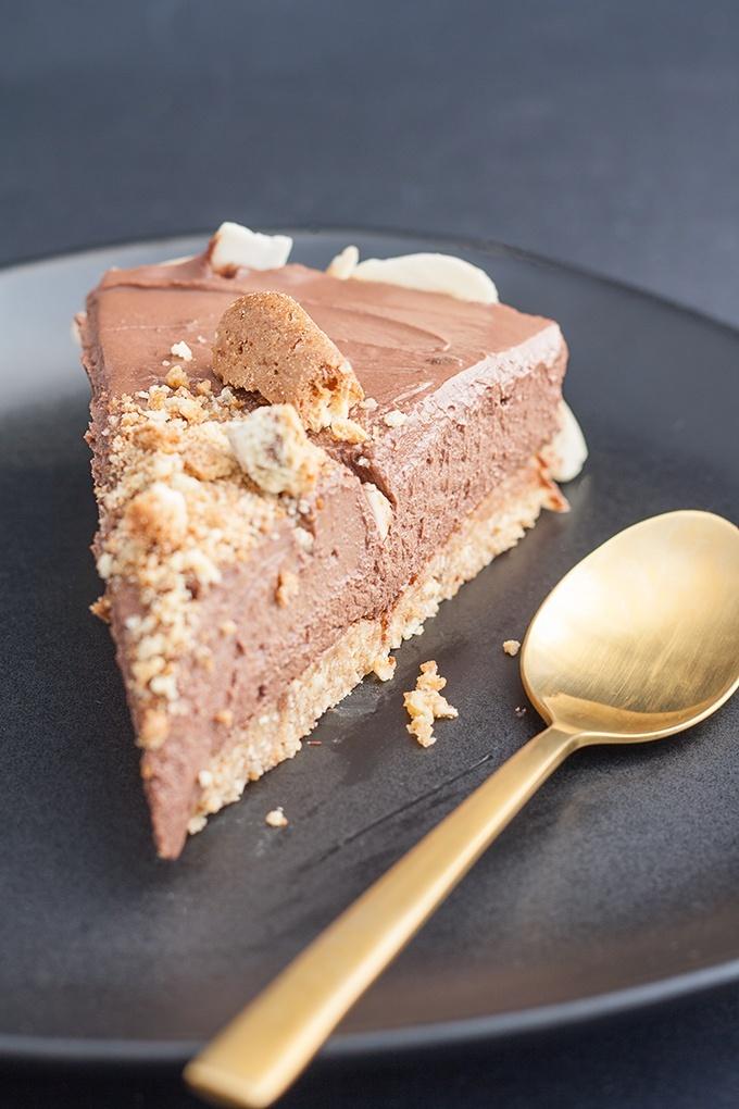 fetta torta estiva cioccolato
