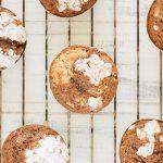 Kaffee-Muffins mit Espresso Instantpulver