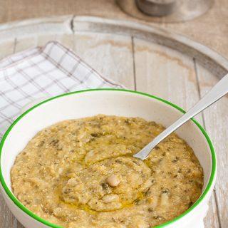 Una minestra toscana: il bordatino alla pisana