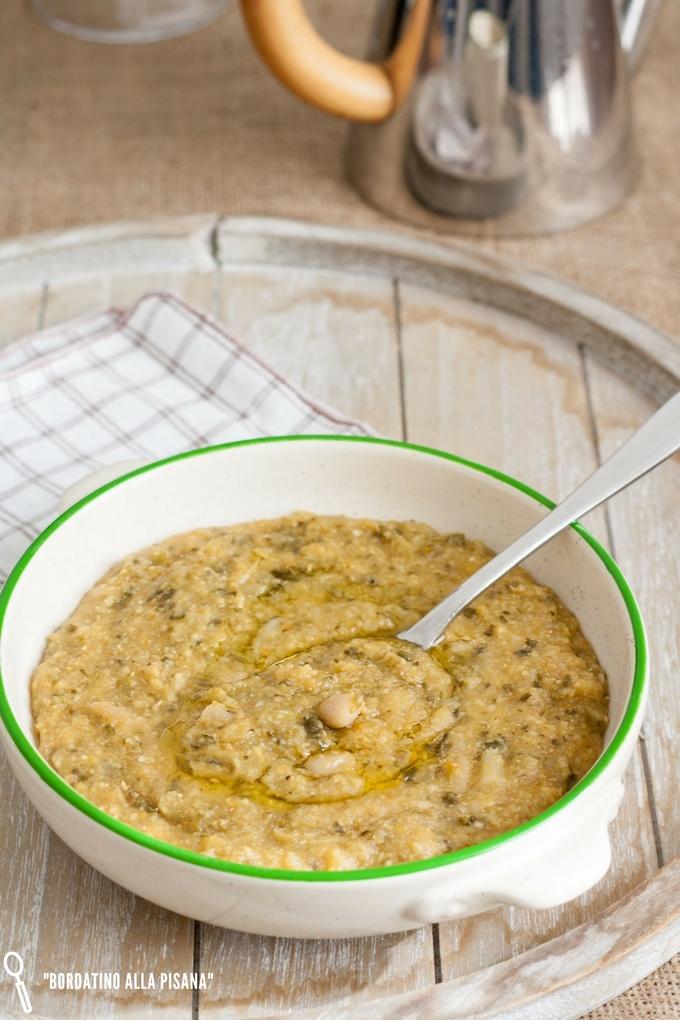 minestra toscana bordatino