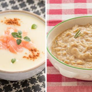 ricette minestre zuppe invernali