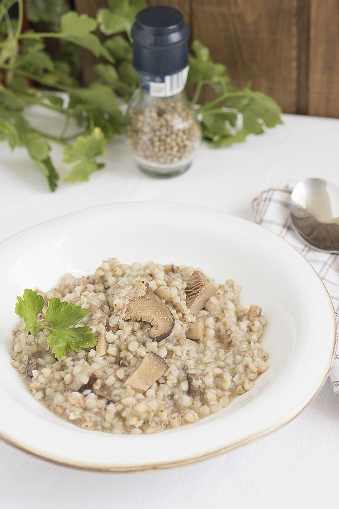 Ricetta grano saraceno
