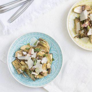 Artischocken italienisches Rezept