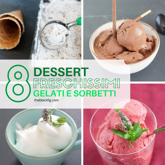 Ricette di gelato
