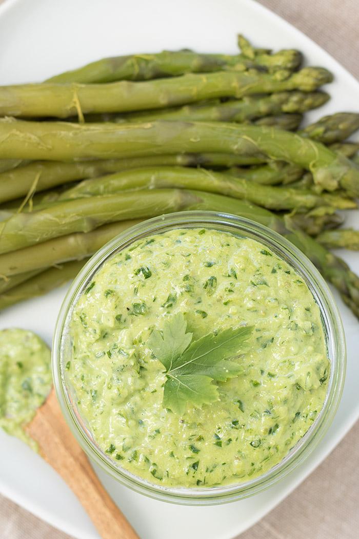 salsa verde veloce