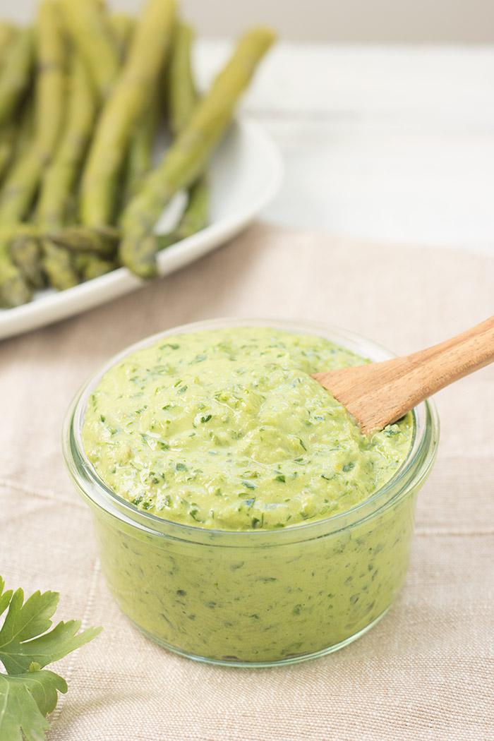 ricetta salsa verde all'italiana