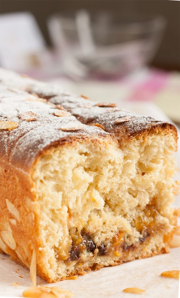 pan brioche ricetta col farro