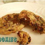 Cookies al cioccolato e noci pecan