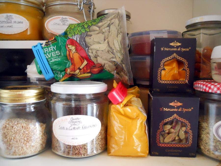 curry indiano quali spezie usare