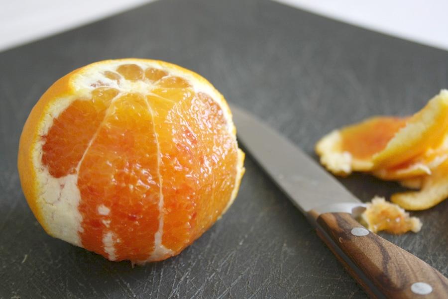 spellare arancia