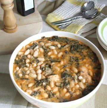 zuppa toscana al cavolo nero