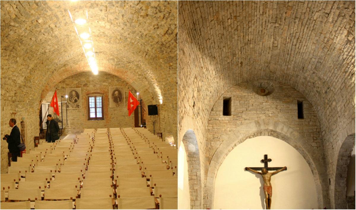 castello magione interno