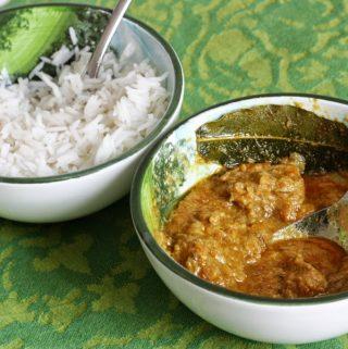 curry estivo vegetariano