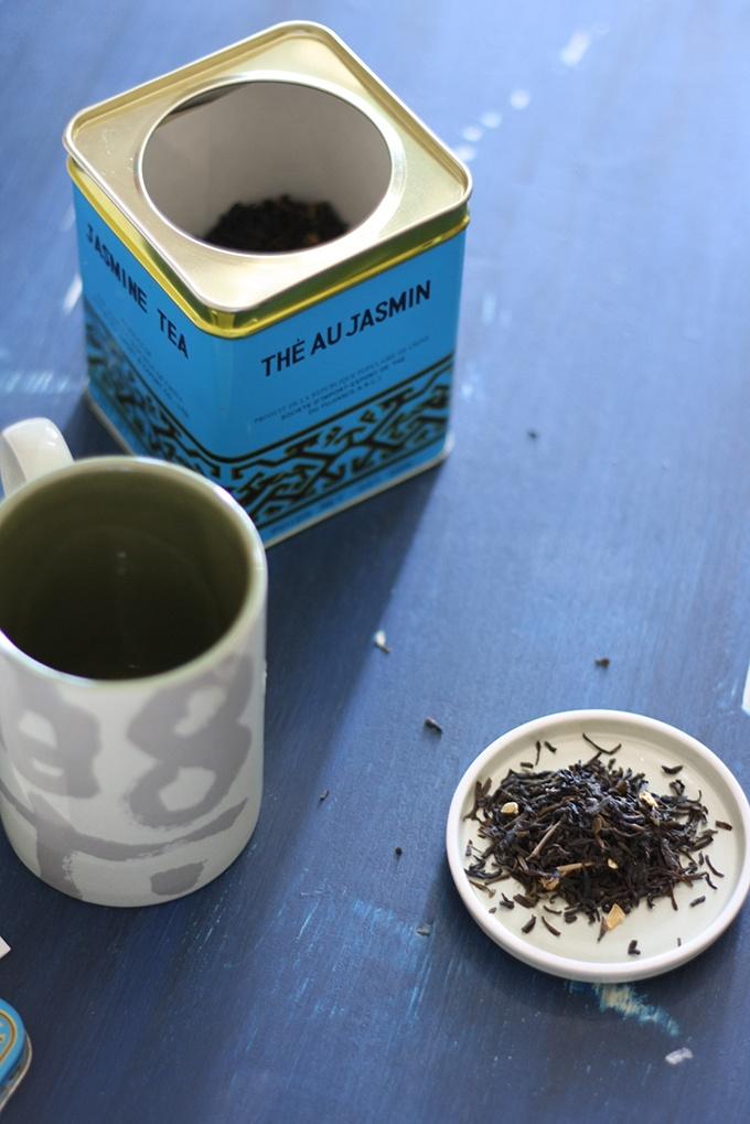 ricetta té gelsomino