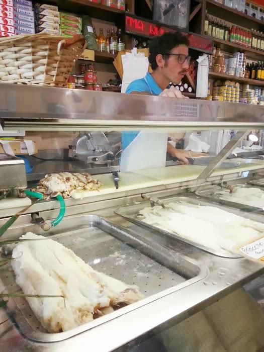 vendita baccalà mercato livorno