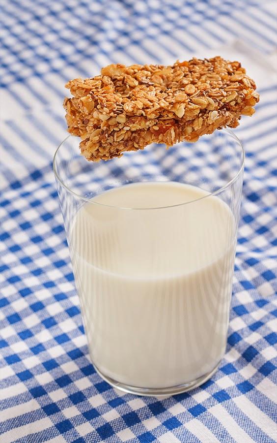 barrette al muesli colazione