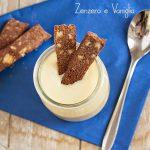 crema zenzero e vaniglia