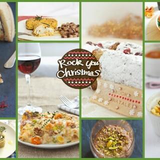 I miei auguri e idee per il menu di Natale 2014 (e oltre)