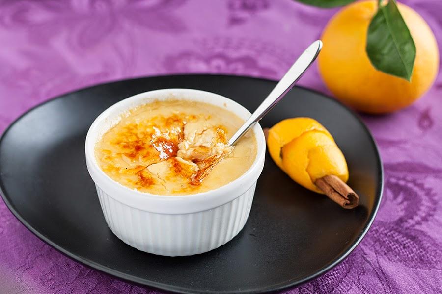 creme brule mandarino