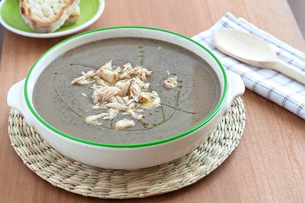 ricetta autunno minestra