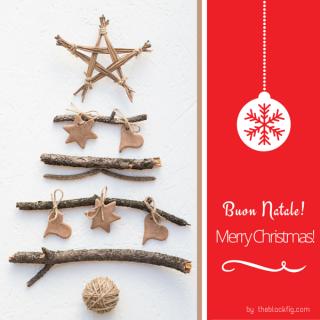 Questo dicembre e gli auguri di Natale