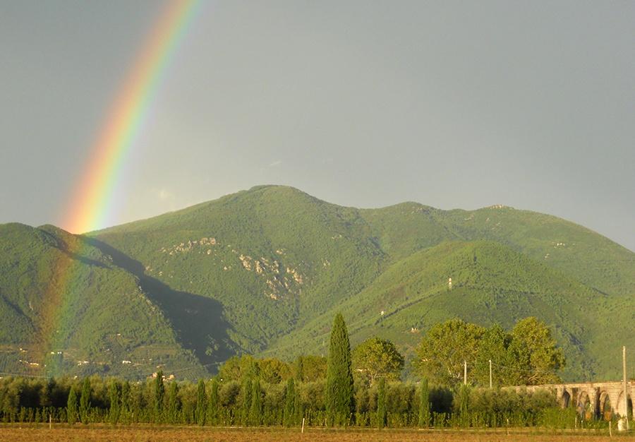Paesaggio toscano by theblackfig