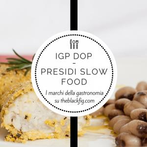 marchi gastronomia igp dop
