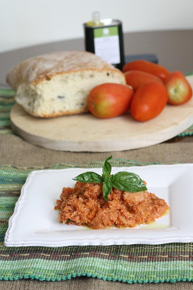pappa al pomodoro toscana