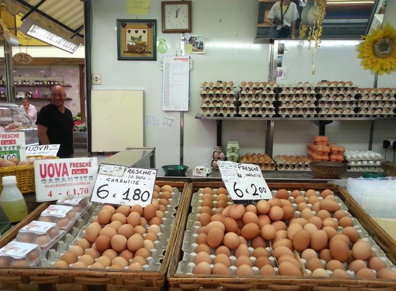 banco uova mercato livorno