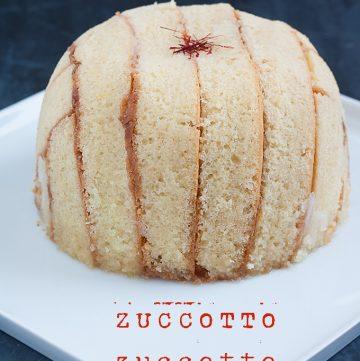 Zuccotto Rezept mit Safran