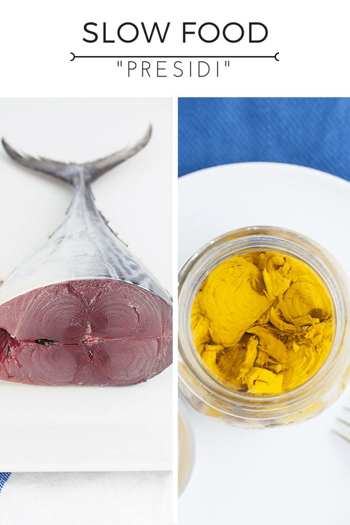 Rezepte mit Slow Food Produkten