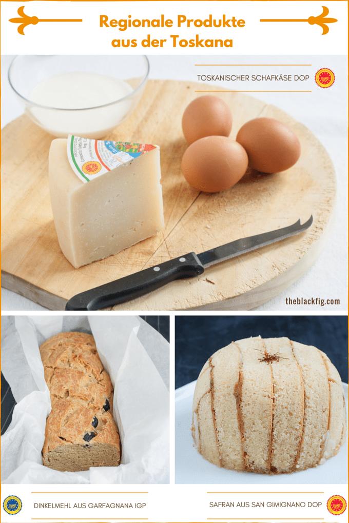 Rezepte aus der toskanischen Küche