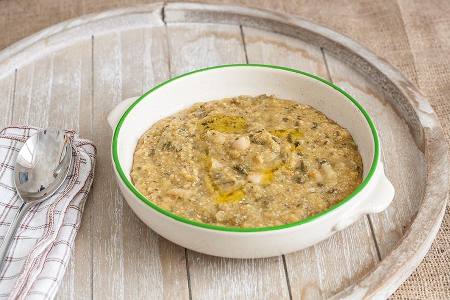 toskanische polenta suppe