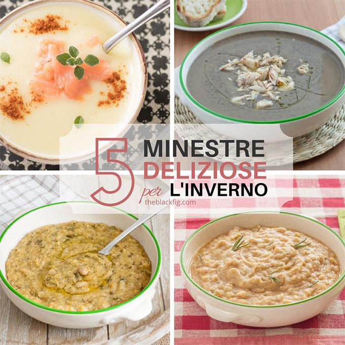 Le 5 minestre e zuppe da fare d\'inverno | The Black Fig