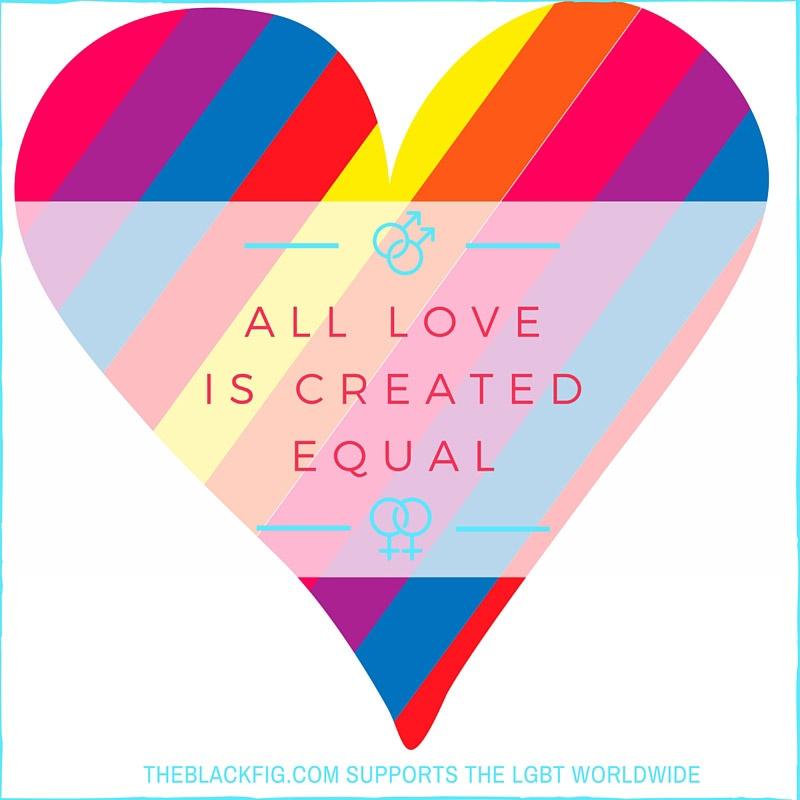 TheBlackFig supports LGBT