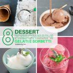ricette di gelati e sorbetti