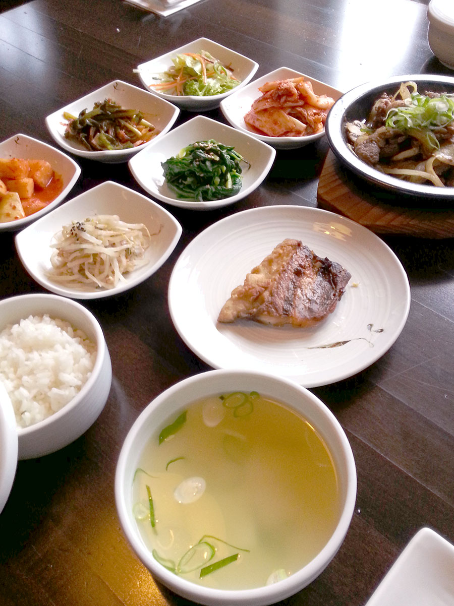 vino cucina coreana